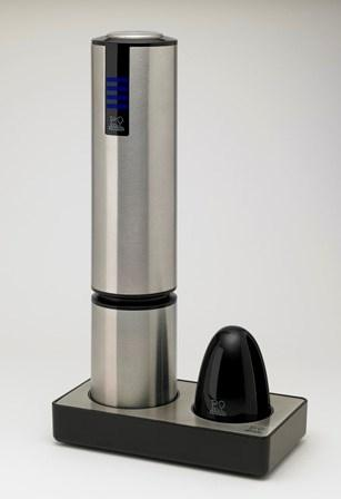 Peugeot ELIS Touch Rechargeable Electric Corkscrew and Foil Cutter by Peugeot