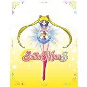Sailor Moon S: Season 3, Part 1: (Limited Edition) (Blu-ray + DVD + Digital HD) by WARNER HOME VIDEO