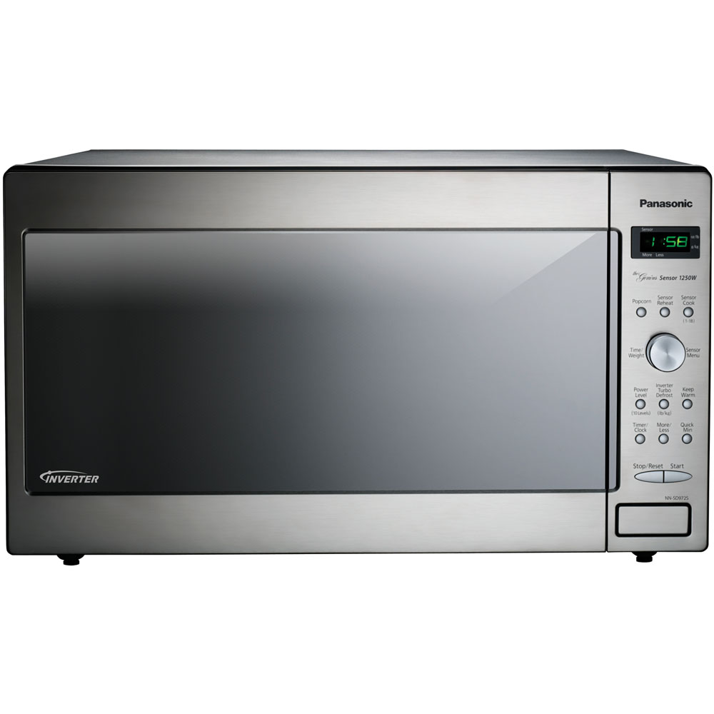 16 Cu Ft 1250w Genius Sensor Countertopbuilt In Microwave Oven