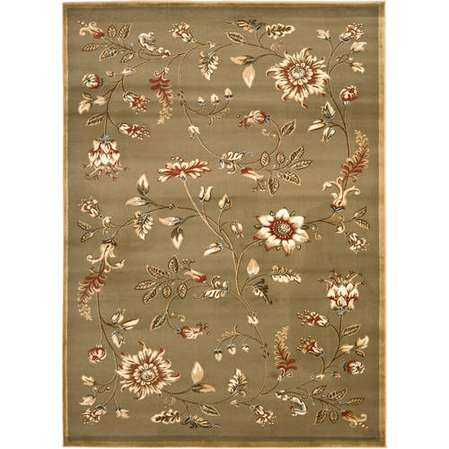 Safavieh Lyndhurst Milo Floral Border Area Rug Or Runner