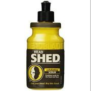 HeadBlade - Head Shed, Exfoliator (5 fl oz) Preshave exfoliating scrub