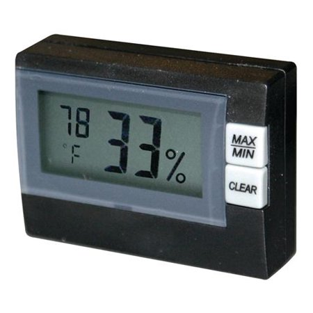 P0250 Mini Hygro Thermometer - P3 INTERNATIONAL P3-P0250 Mini Hygro-Thermometer