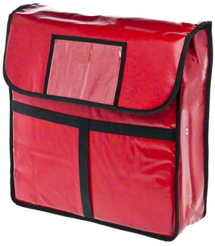 "(PB1800) 18"" x 18"" Standard Pizza Delivery Bag, Standard pizza delivery bag is... by"