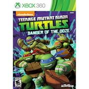 Teenage Mutant Ninja Turtles Danger of the Ooze - Xbox 360