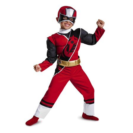 Power Rangers Red Ranger Ninja Steel Child Halloween Costume - Toddler Green Power Ranger Costume