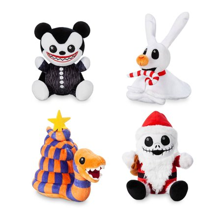 Disney Parks Wishables Mystery Plush Nightmare Before Christmas Micro Plush ()