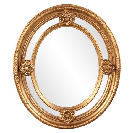 Howard Elliott Maxine Wall Mirror - 24W x 28H in.