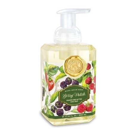 Michel Design Works Foaming Shea Butter Hand Soap 17.8 Oz. - Berry