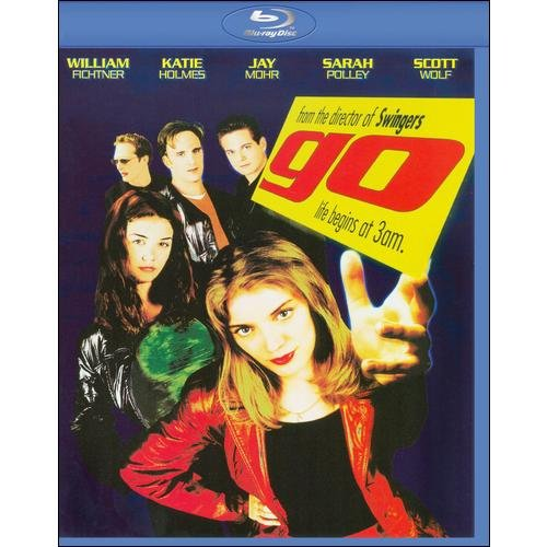 Go (Blu-ray) (Widescreen)