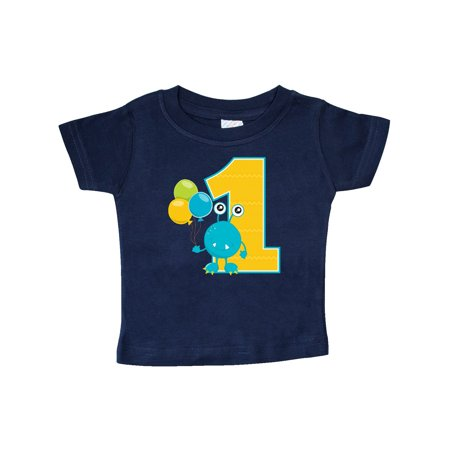 First Birthday Monster Baby T-Shirt (Monsters Inc Clothing For Toddlers)