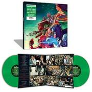 Justice League Soundtrack Exclusive Opaque Green Vinyl [lp_record] Danny Elfman - (Vinyl, Condition VG+)