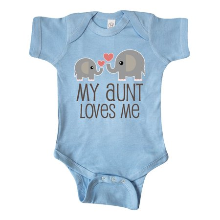 My Aunt Loves Me Gift Infant Creeper Walmart Com