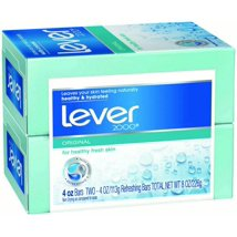 Bar Soap: Lever 2000