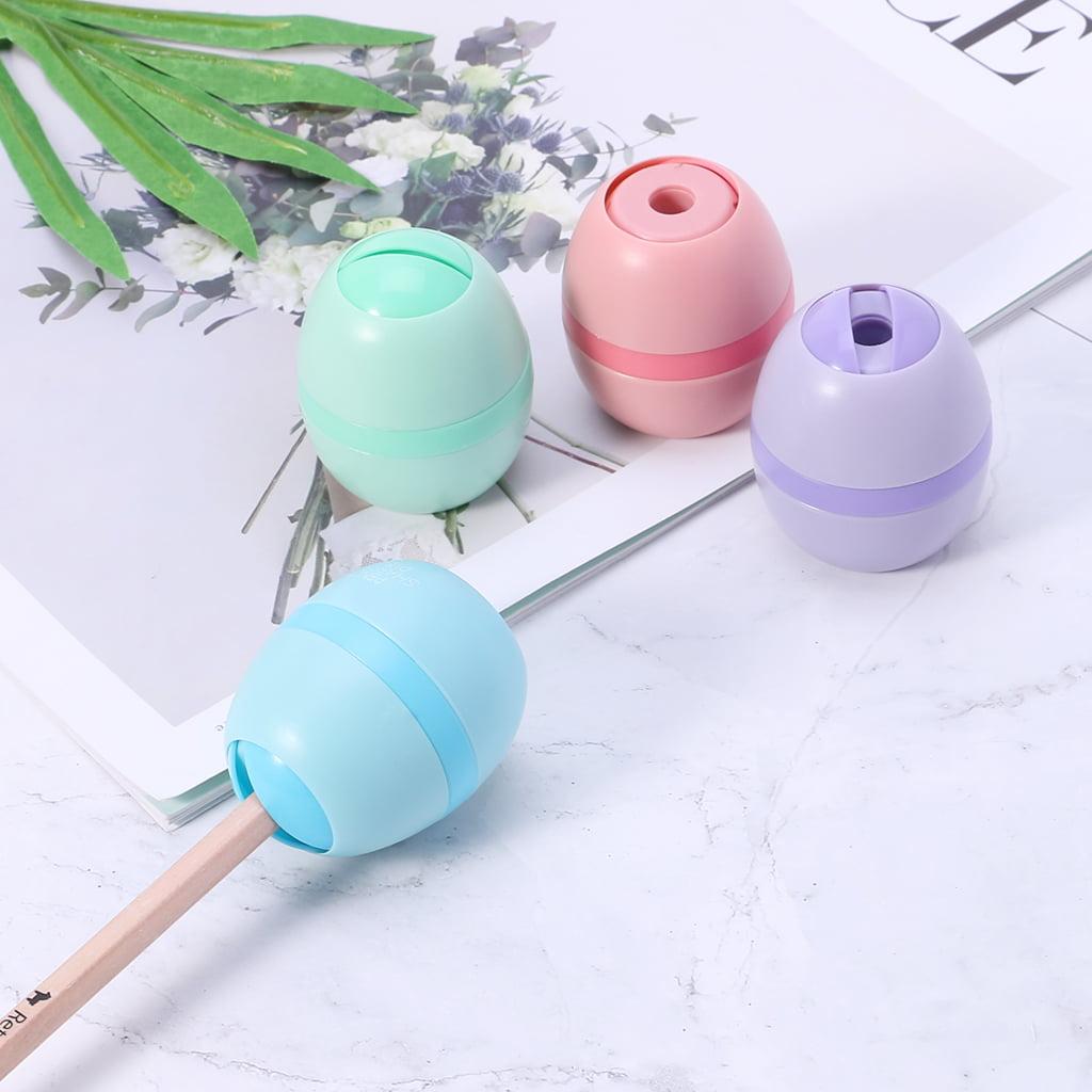 Kawaii Egg Design Pencil Sharpener Office School Supply Stationery Gift