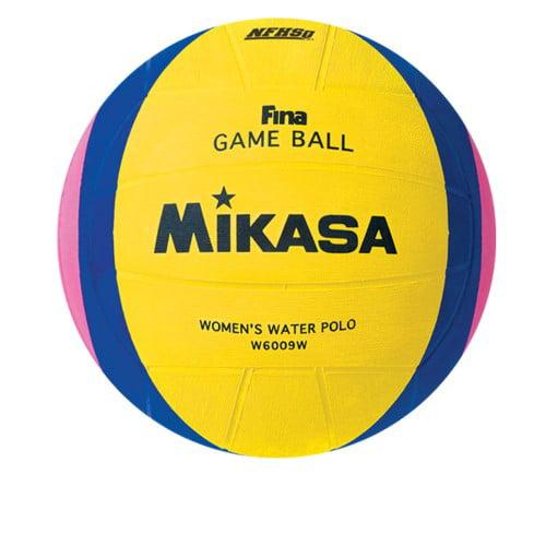Water Polo Ball by Mikasa Sports, Size 4 Women W6000W Series by Mikasa