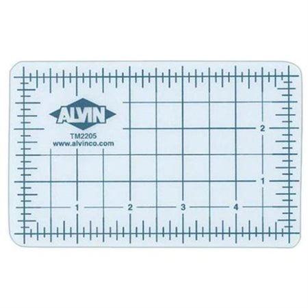 Alvin TM2224 Cutting Mat Translucent 18x24