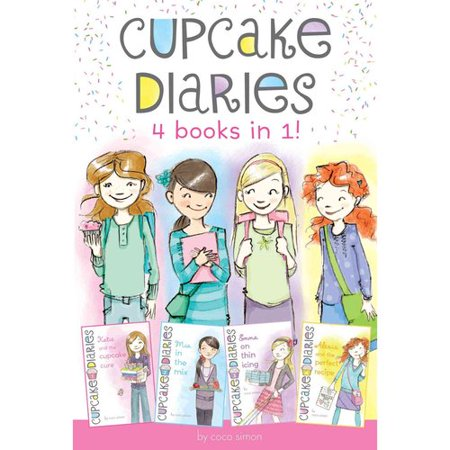 Cupcake Diaries  Katie And The Cupcake Cure  Mia In The Mix  Emma On Thin Icing  Alexis And The Perfect Recipe