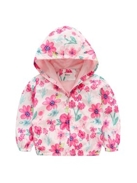 2dbc742b5719 Toddler Girls Coats   Jackets - Walmart.com