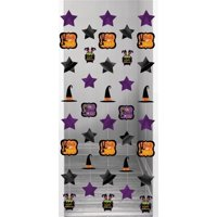 Witches' Crew Foil String Decorations