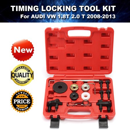 Timing Locking Tool Kit For 2008-2013 Audi A5 Vw 2.0 Turbo Tfsi Eos Gti A3 A4 A6 ()