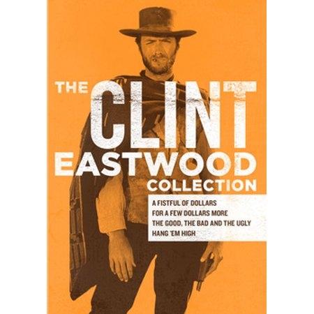 The Clint Eastwood Star Collection (DVD)