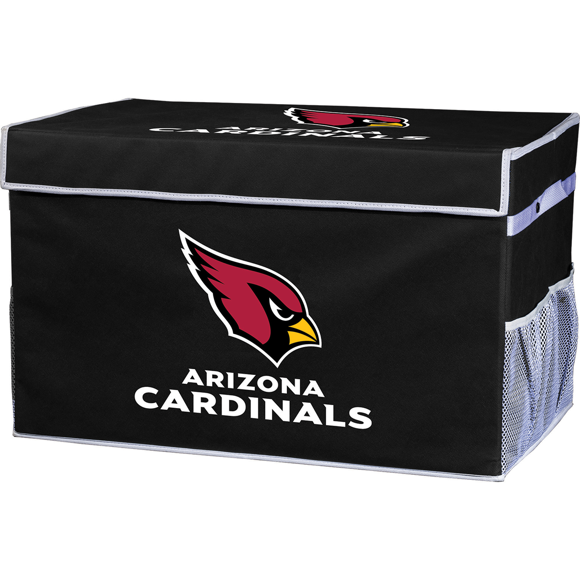 Franklin Sports NFL Arizona Cardinals Collapsible Storage Footlocker Bins - Large