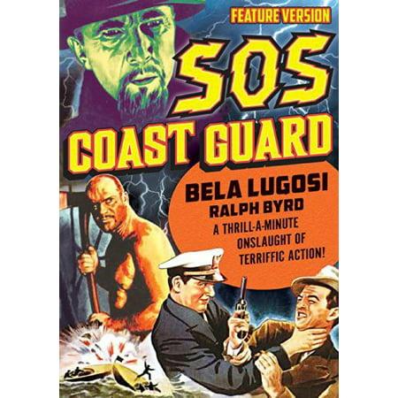 SOS COAST GUARD (DVD) (B&W/1937) (DVD)