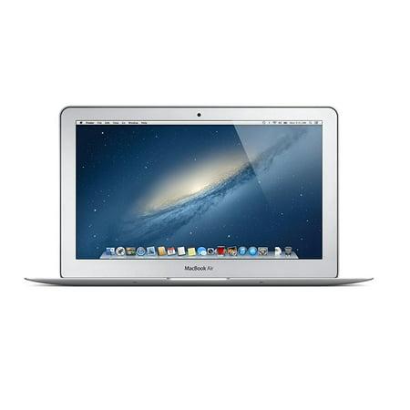 Apple MacBook Air 11.6-Inch Laptop Intel Core i5, 4GB Ram, 128GB SSD (Scratch & Dent) ()