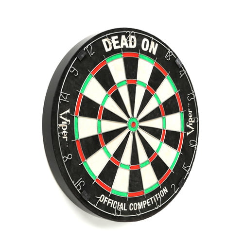 GLD Products Dead-On Bristle Dart Board by GLD