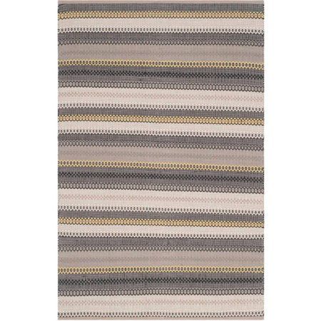 Safavieh Striped Kilim Mariko Striped Area Rug ()