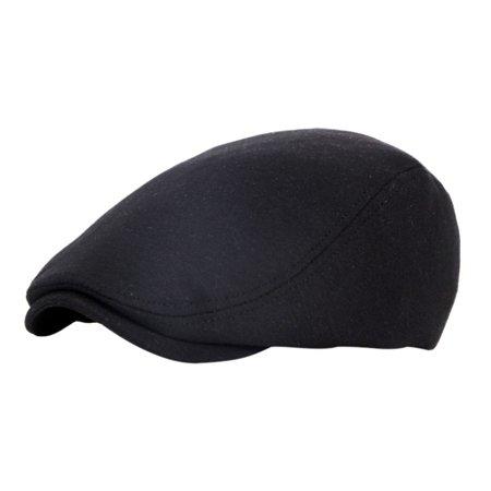 Retro Women Men Cotton Gatsby Cap Adjustable Hat Beret Cap Outdoor Head Wear - Gatsby Clothing For Men