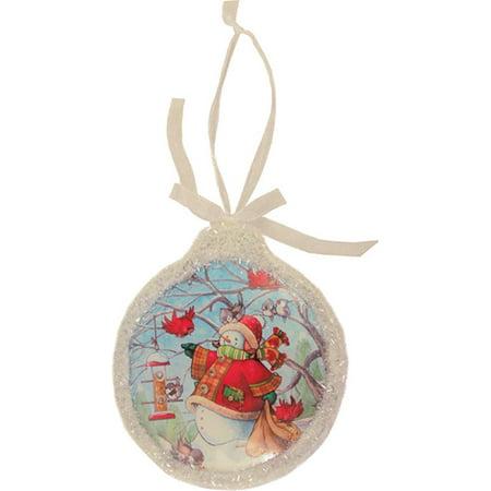 Glass Ornaments Bulk (5