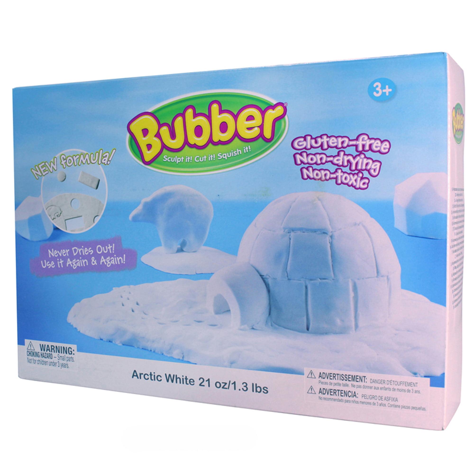 Bubber® 21 oz. Big Box, White