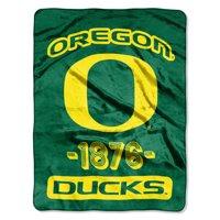 "Oregon Ducks 46"" x 60"" Varsity Micro Raschel Plush Blanket - No Size"
