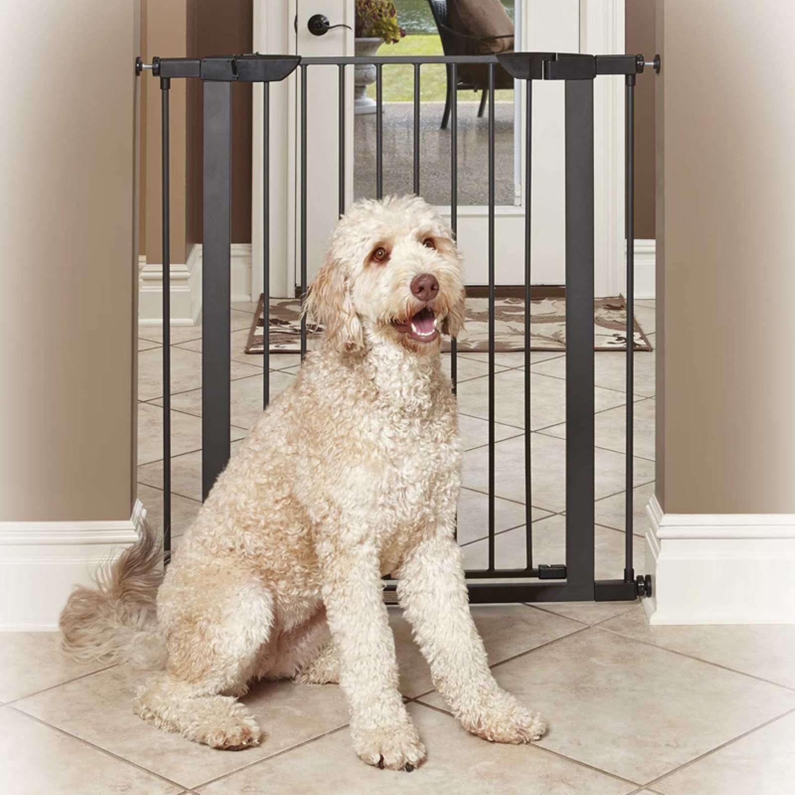 Mid-West Home for Pets Steel Pet Gate - 39 in.