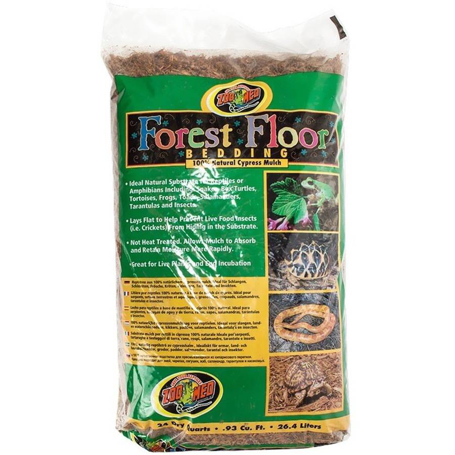 Zoo Med Forest Floor Bedding, 24 qt