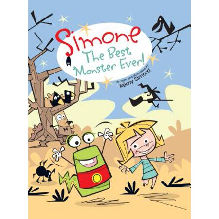 Simone: The Best Monster Ever! (Hardcover) (The Best Xyz Monsters)