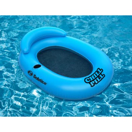 51 Quot Blue Chill Pill Inflatable Swimming Pool Floating
