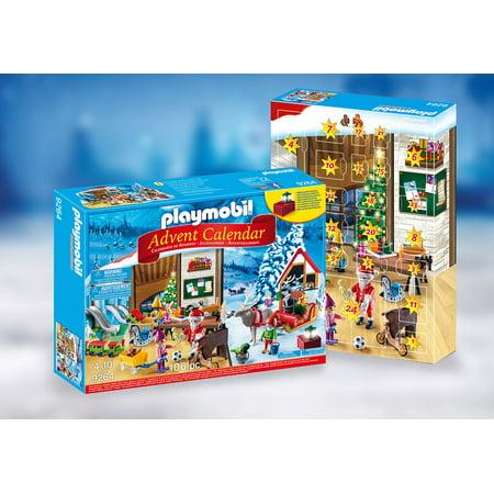PLAYMOBIL Advent Calendar - Santa's Workshop ()