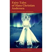 Fairy Tales of Hans Christian Andersen (Best Navigation, Active TOC) (Cronos Classics) - eBook