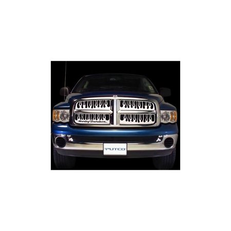 Putco Ford Mustang (Putco 89144 Billet Grille For Ford Mustang, Stainless Steel Grille Insert)