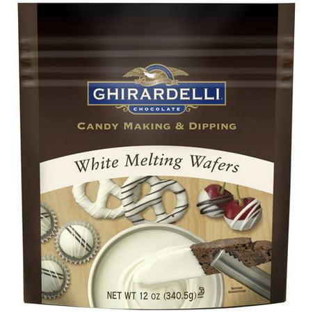 Ghirardelli White Chocolate Melting Chips