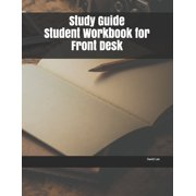 Study Guide Student Workbook for Front Desk (Paperback)