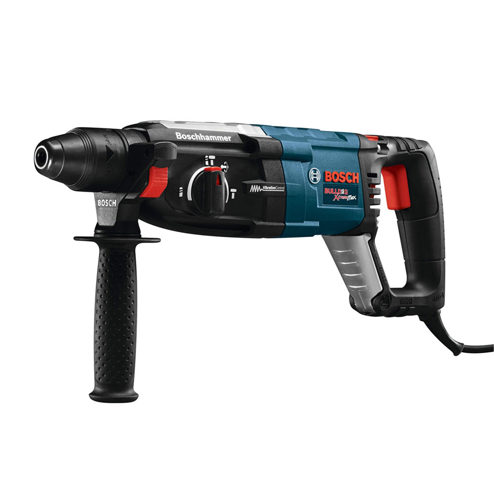 "Bosch SDS Plus Bulldog 1.125"" Rotary Hammer Drill Tool (Certified Refurbished)"