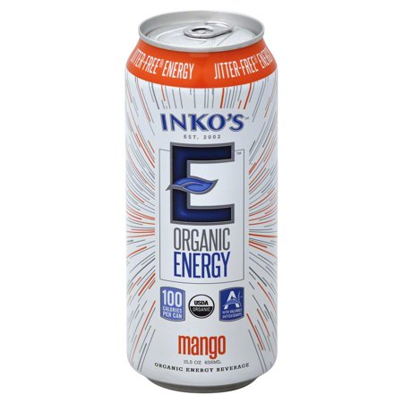 INKOS énergie biologique Thé, mangue, 15,5 Oz
