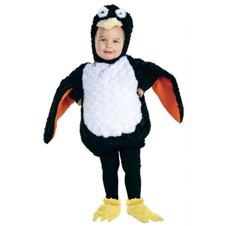Costumes For All Occasions UR25974TMD Penguin Toddler 18-24 - Penguin Costume For Toddler