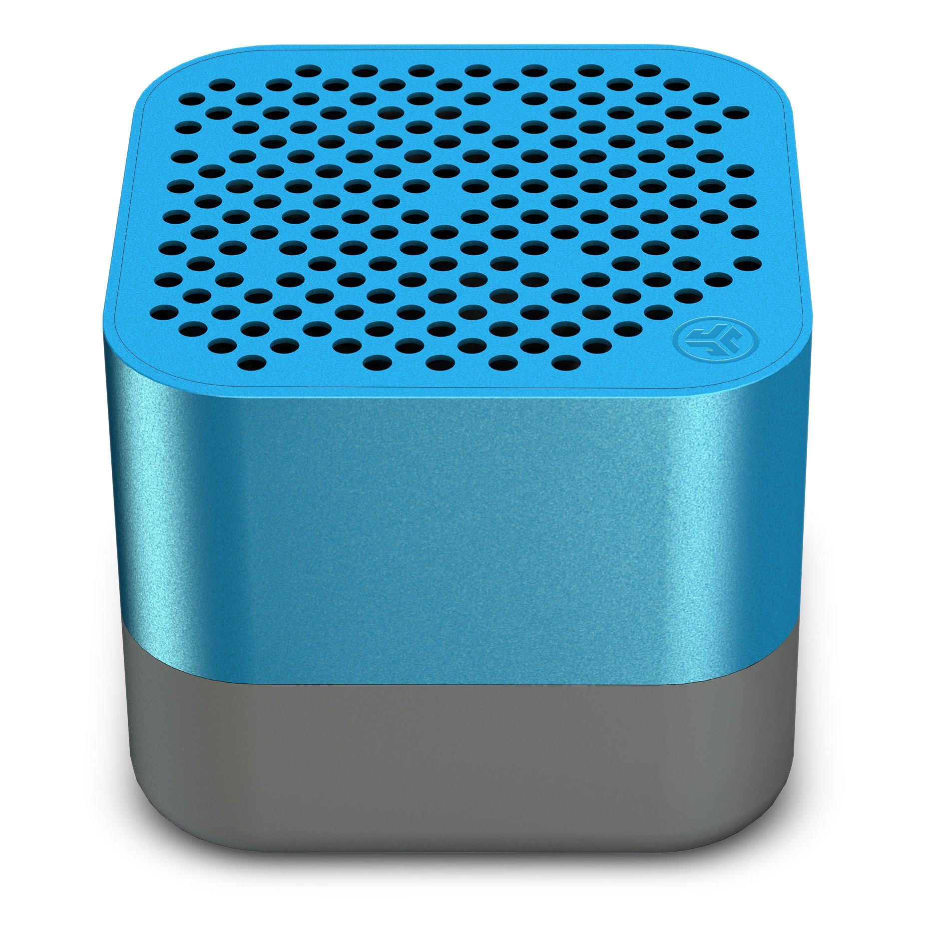 JLab Audio Crasher Micro Ultra Portable Bluetooth 4.1 Wireless Speaker - Blue - IP54 Rated Splashproof Dustproof 10 Hour Battery 600 mAh