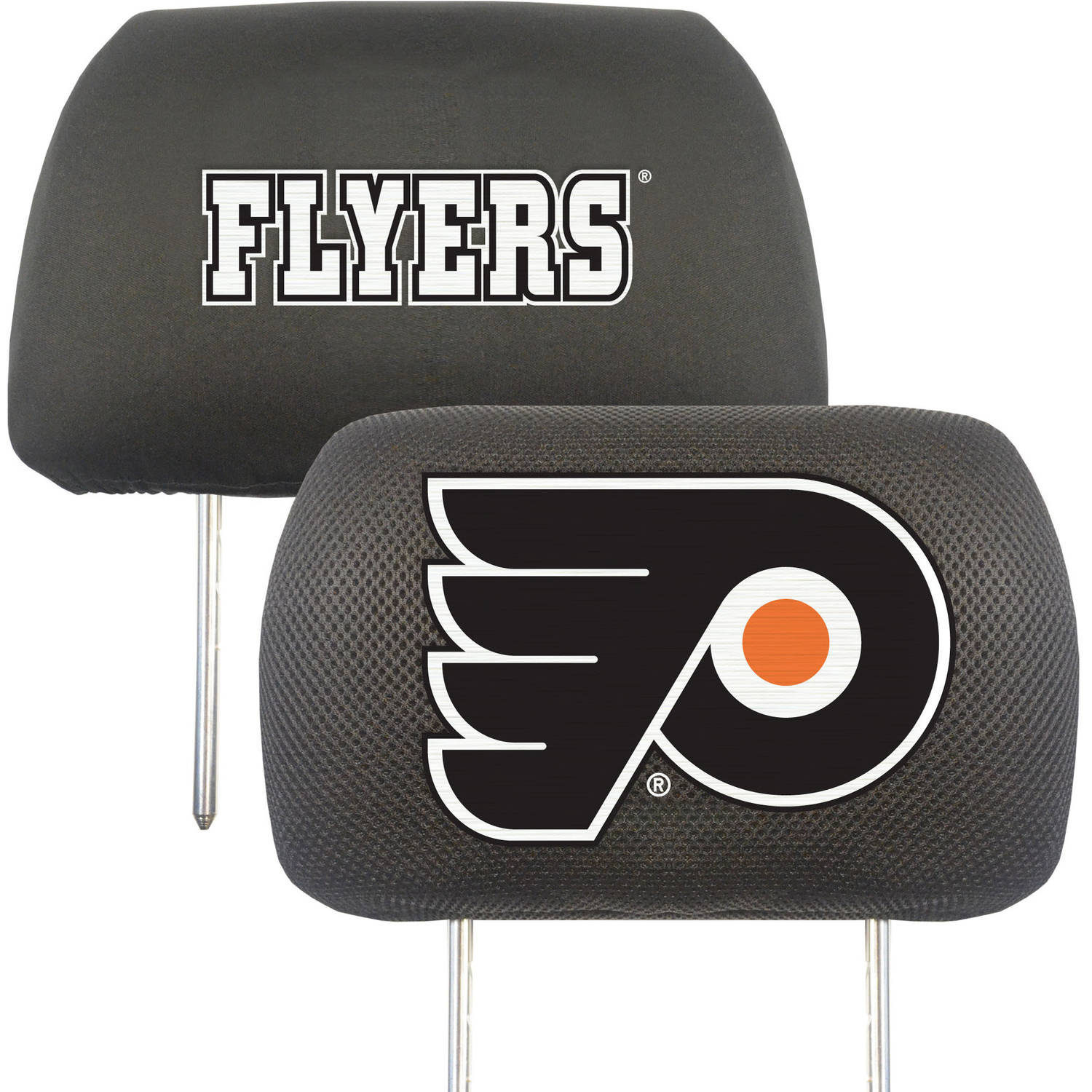 NHL Philadelphia Flyers Headrest Covers