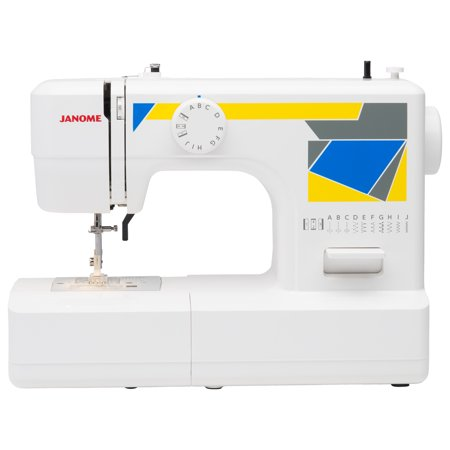 Janome MOD-11 11-Stitch Easy-to-Use Sewing (Janome Memory Craft 10000)