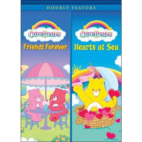 Care Bears: Friends Forever   Hearts At Sea (Double Feature) (Full Frame) by Trimark Home Video